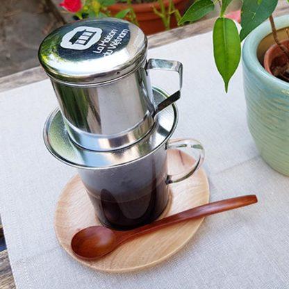 Filtre à café vietnamien La Maison du Vietnam suggestion de présentation