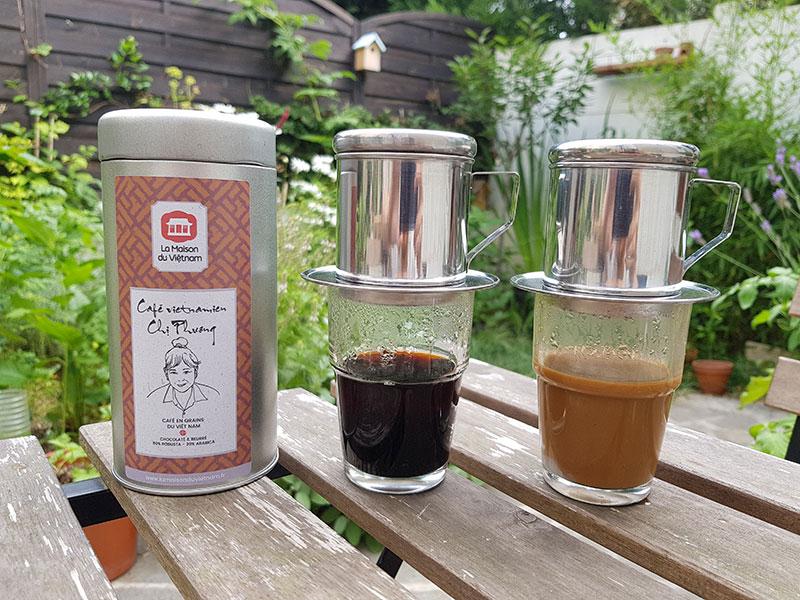 Comment préparer le café vietnamien ?