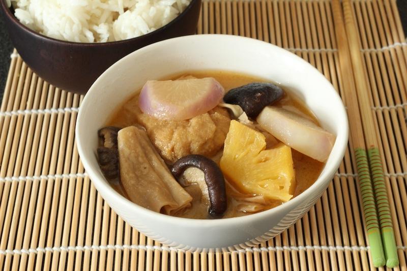Ragoût végétarien vietnamien đồ ăn chay