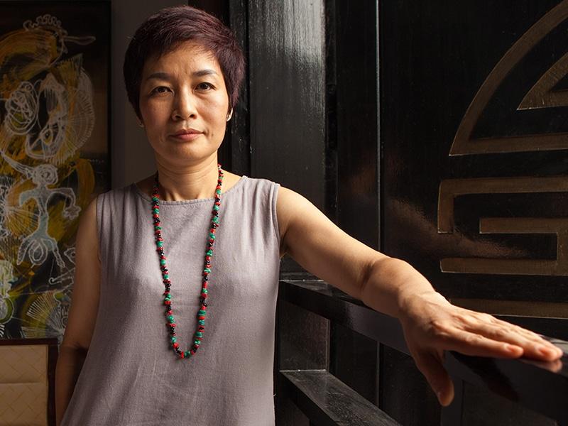 Les Femmes du Dragon: Tran Hai Anh