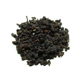 Thé Oolong du Vietnam Perle d'Ambre feuilles de thé vrac