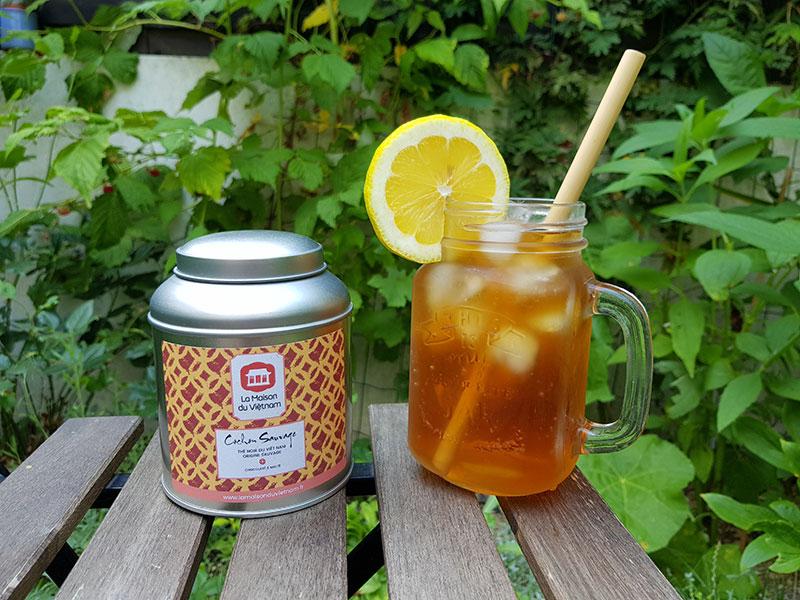 Comment réussir son thé glacé ?