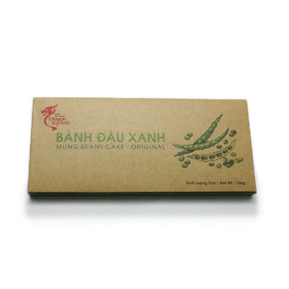 Gâteau de haricots mungo Bánh đậu xanh Nature Dragon Ky Anh -Paquet