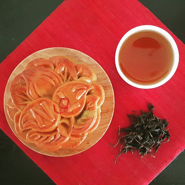 Dégustation thé rouge du Vietnam Buffle des Rizières