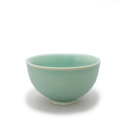 Tasse porcelaine céladon